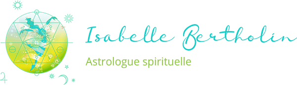 Isabelle Bertholin - Astrologue spirituelle, enseignante et auteur